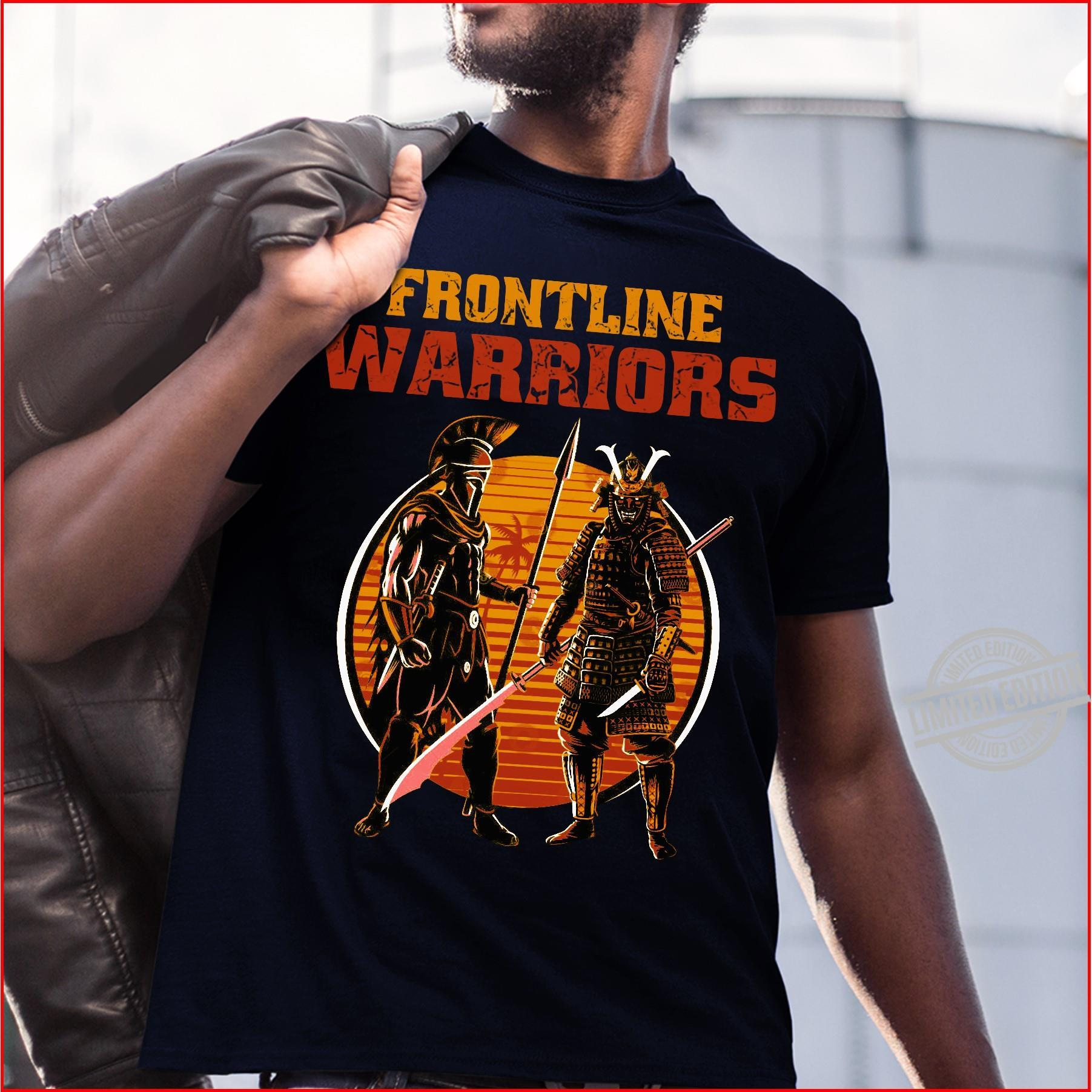 Frontline Warriors Shirt