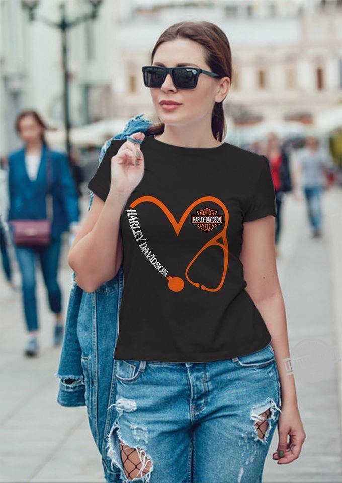 Harley Davidson Motorcycles Shirt