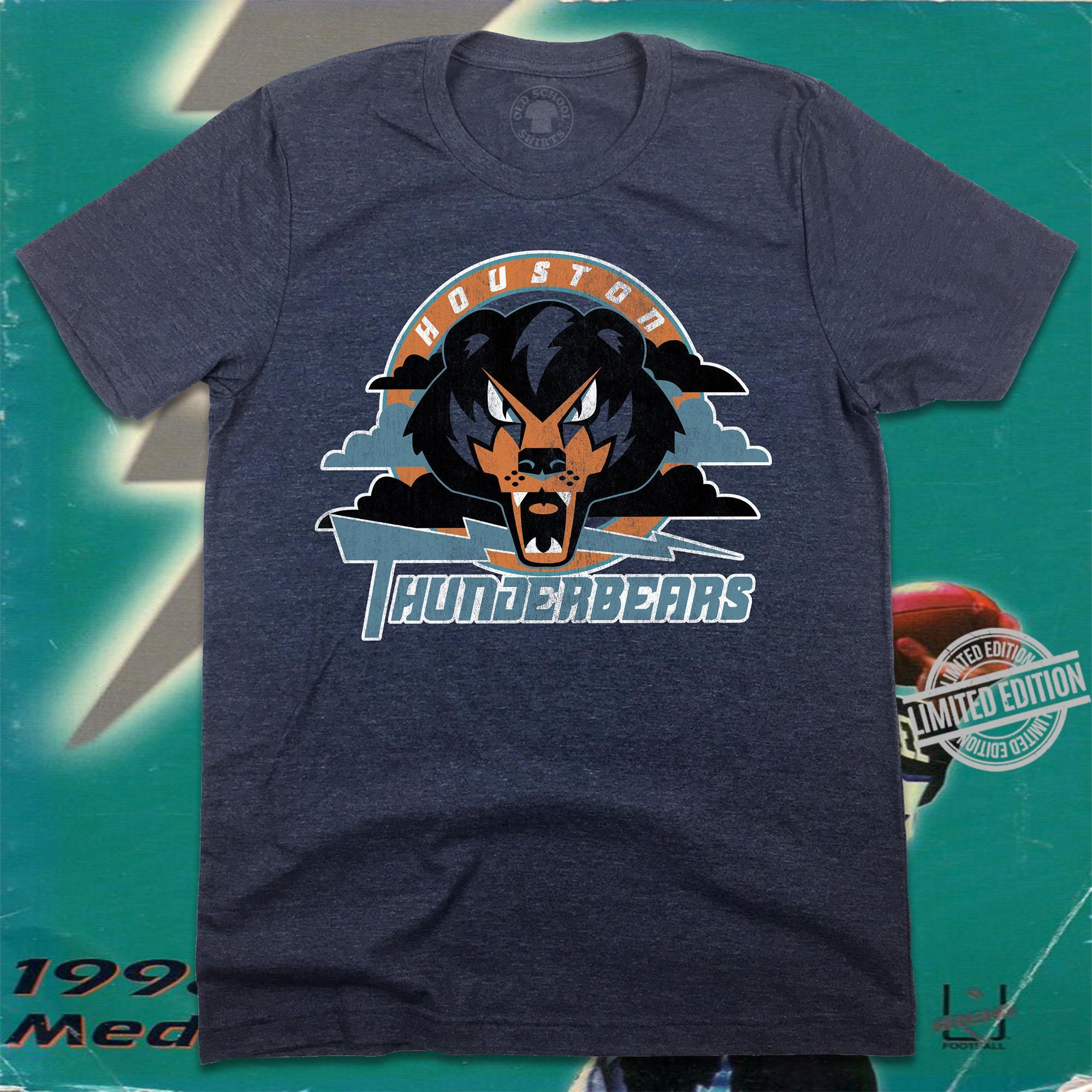 Houston Thunderbears Shirt