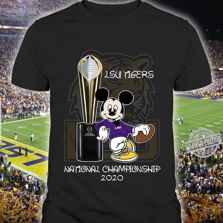 LSU Agers National Championship 2020 Shirt