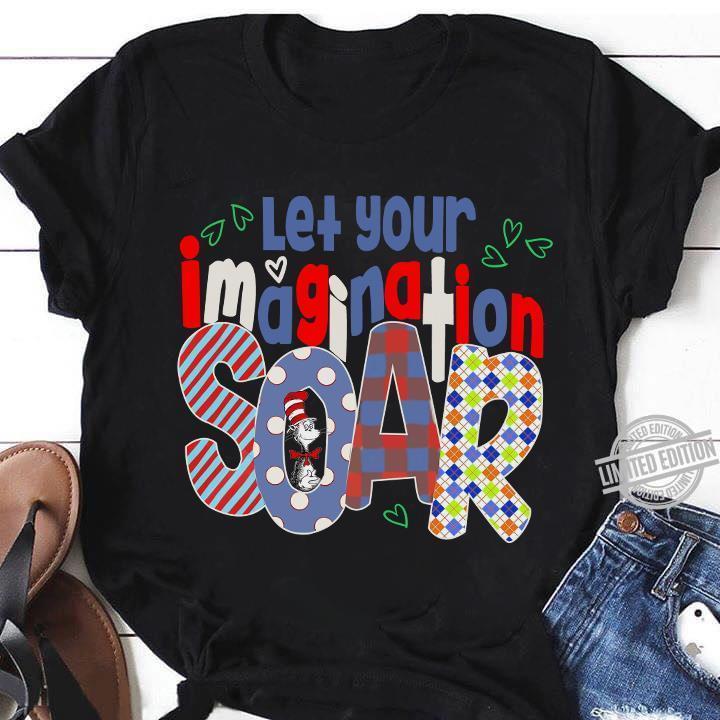 Let Your Imagination Soar Shirt