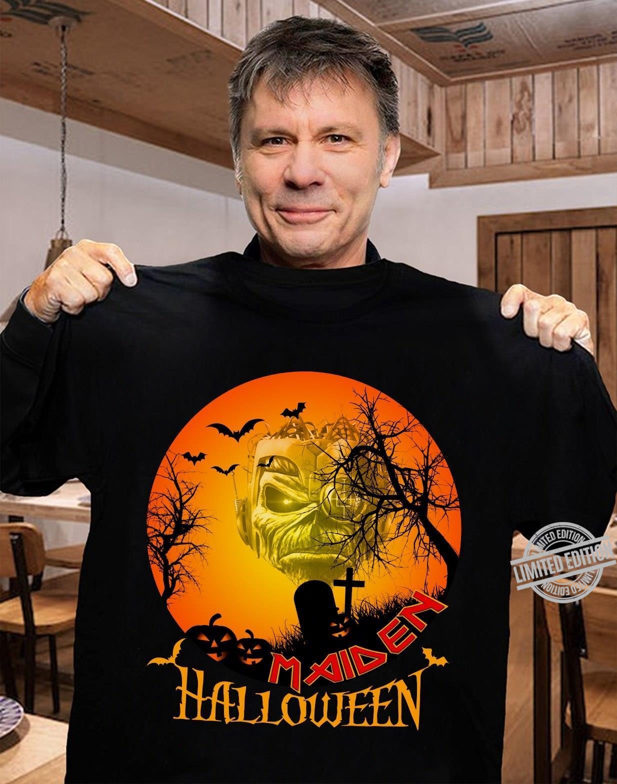 Maiden Halloween Shirt