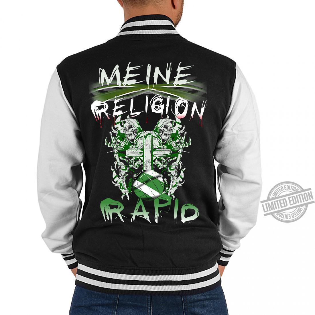Meine Religion Rapio Shirt