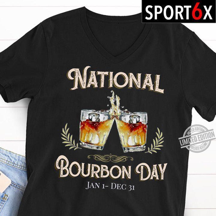 National Bourbon Day Shirt