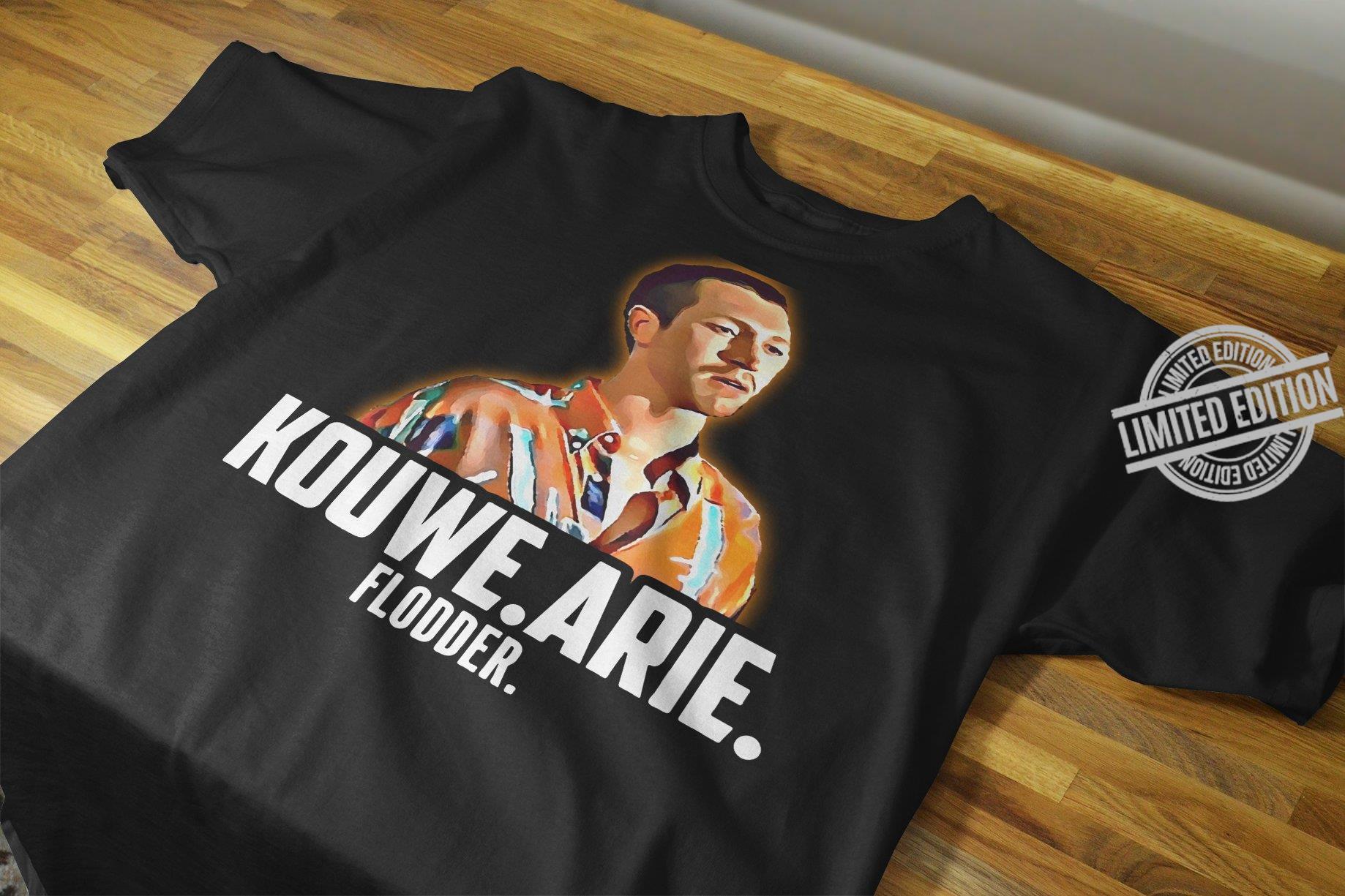 Official Kouwe Arie Flodder Shirt